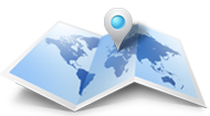 world map icon7